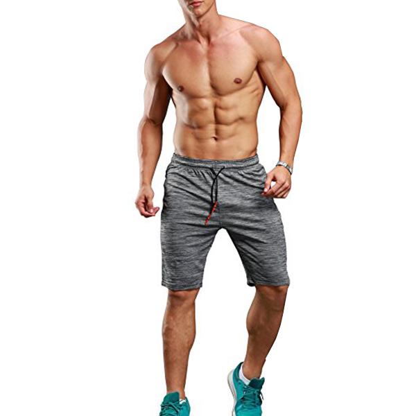 Men's Gym Running Training Shorts Yoga Shorts Men - Buy .