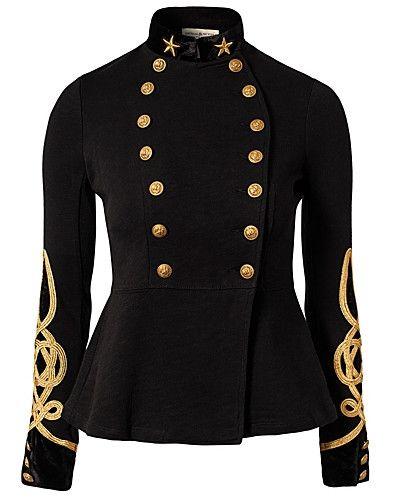 Gallery For > Military Jacket Women Forever 21 | Roupas pretas .