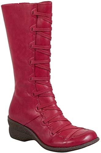 Amazon.com | Miz Mooz Otis Women's Mid-Calf Boot | Mid-Ca