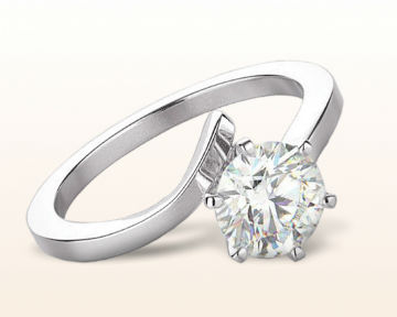 Modern Engagement Rings With Some Expected Twis