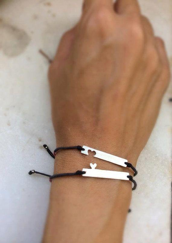 Mother Daughter Bracelets, sterling silver sisters bracelets, best .
