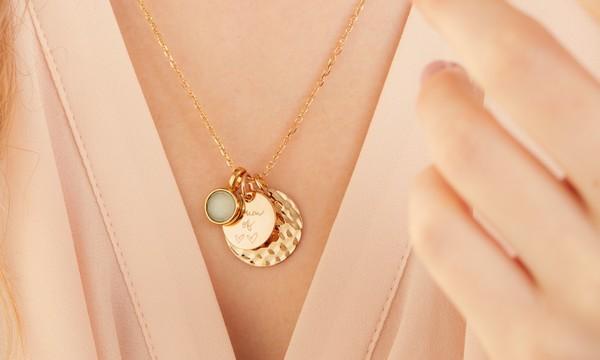 9 Merci Maman gift ideas: Personalised jewellery your mum will .