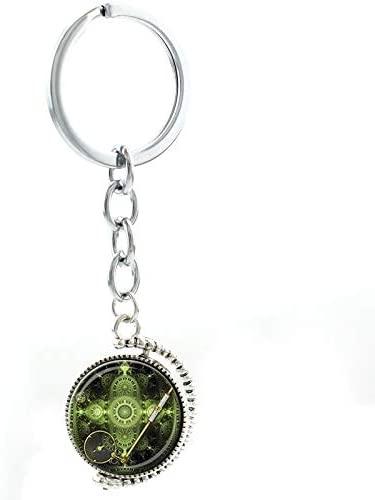 Amazon.com: Double Sides Rotating Arrow Keychain Steampunk .