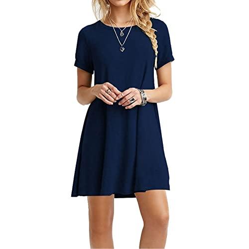 Women's Navy Dress: Amazon.c