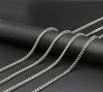 2016 Latest Chain Designs Men Fashion Design Simple Chain Necklace .