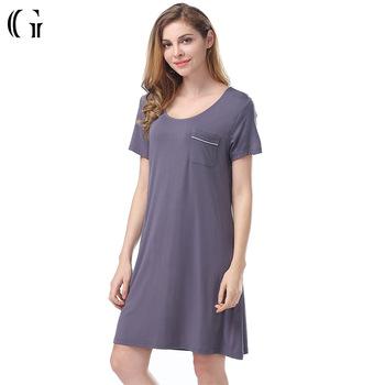 Custom Sleeping Gown Women Night Dress, View Women Night Dress .