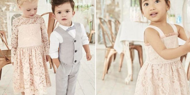 River Island's Occasion Wear For Kids Is Perfect For Wedding Seas