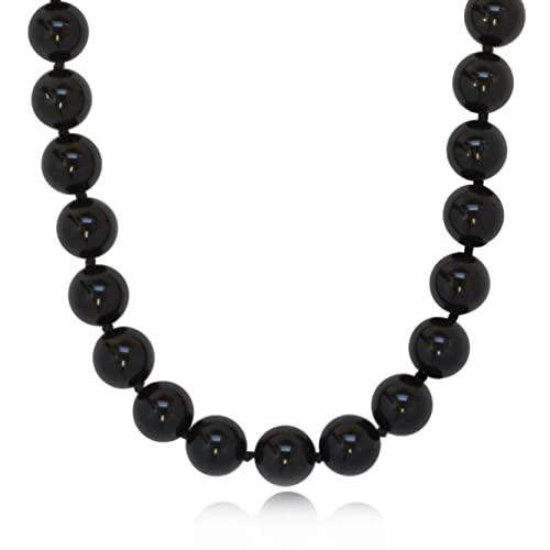Black Onyx Necklaces: Amazon.c