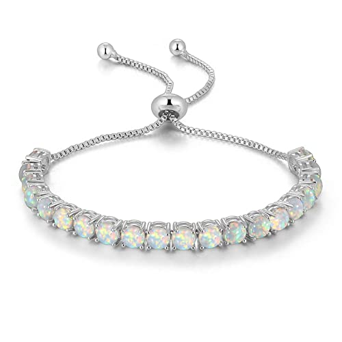 Opal Bracelet: Amazon.c