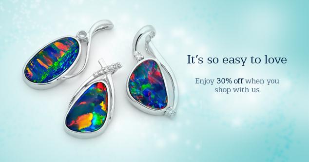 Australian Opal Jewellery   Opals Austral