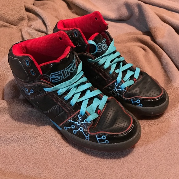 Osiris Shoes   Tron Legacy Limited Edition   Poshma