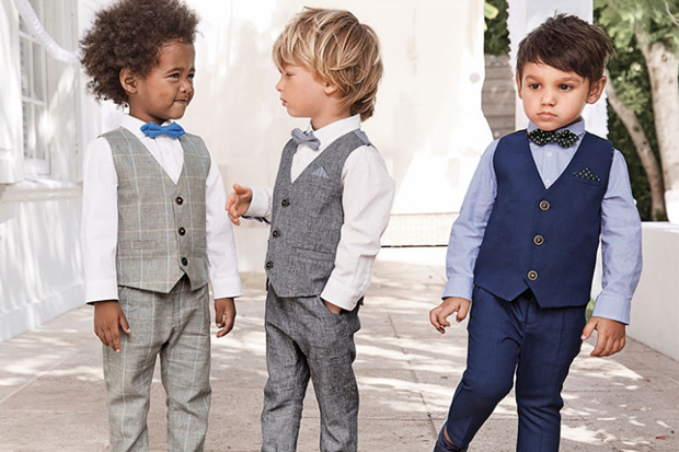 The Cutest Outfits & Accessories for Page Boys | weddingsonli