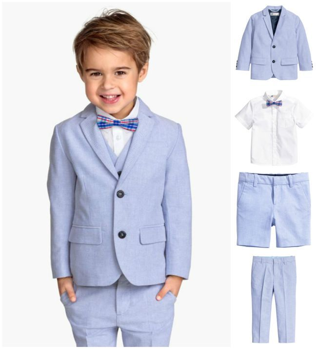 Saturday Shopping Edit - Page Boy Suits & Shorts | Boys short suit .