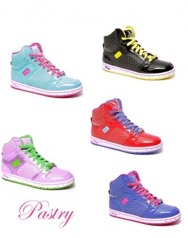 Pastry shoes - great color combos | Shoes, Pastry sneake