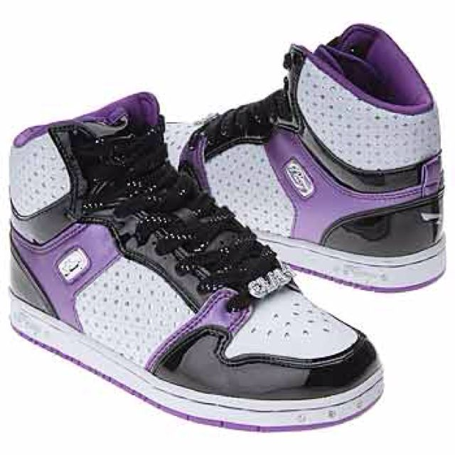 Pastry shoes purple and white. Swagg | Pastry shoes, Pastry .