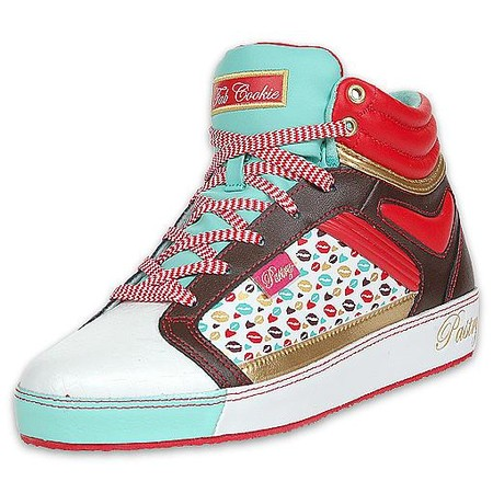 Pastry Shoes » Pastry Fab Cookie Chocolate Cherry Hit
