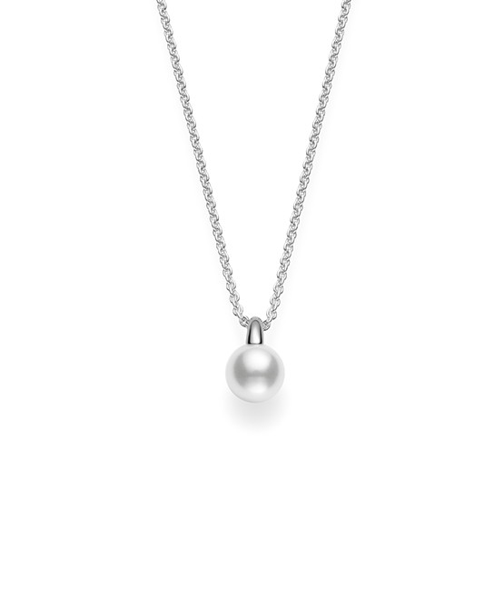 Akoya Cultured Pearl Pendant | Mikimoto Ameri