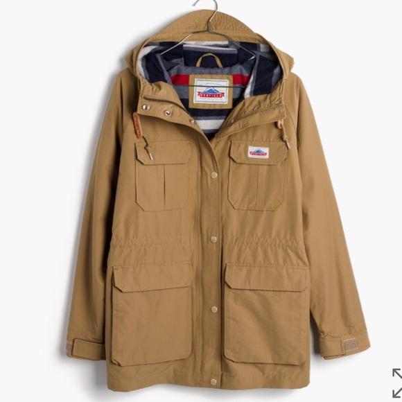 Penfield Jackets & Coats | Madewell X Kasson Parka Jacket In Tan .