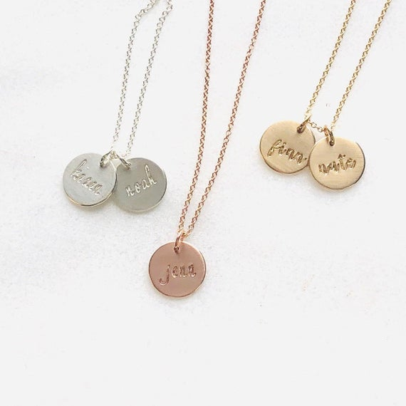 Charm Necklace Personalized Necklaces for Women Personalized | Et