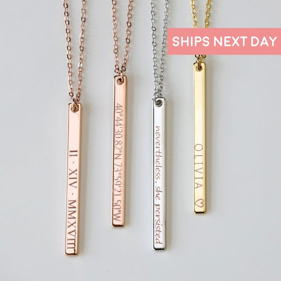 Personalized Necklaces For Women Necklace Custom Necklace | Et