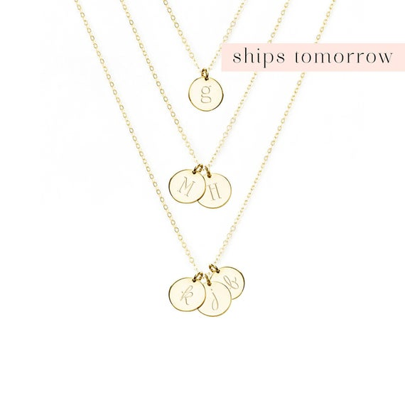 Personalized Necklaces for Women Mother Necklace Custom | Et