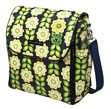 Amazon.com : Petunia Pickle Bottom Boxy Backpack Convertible .