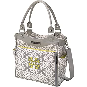Amazon.com : Petunia Pickle Bottom City Carryall Diaper Bag in .
