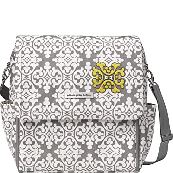 Amazon.com : Petunia Pickle Bottom Boxy Backpack Diaper Bag in .