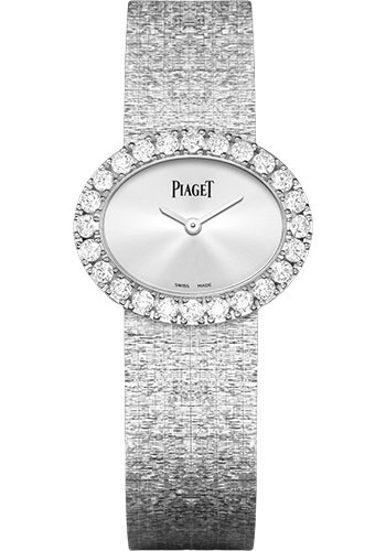 Piaget G0A40211 Traditional (27 x 22mm|Classic Jewelry|WG) Wat