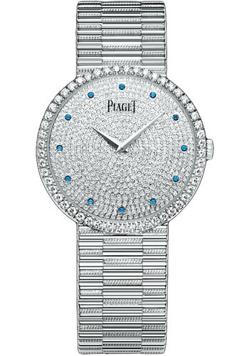 Piaget G0A37047 Traditional 34 mm - White Gold Wat