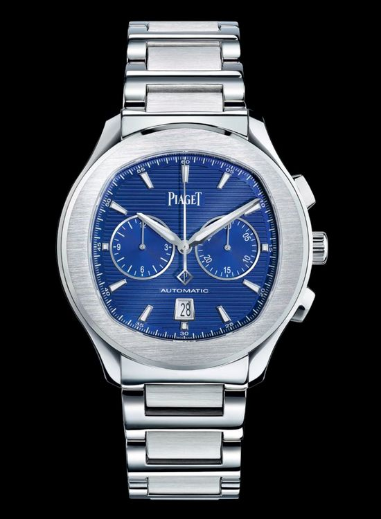 Piaget Polo S Chronograph Watch – An Unexpected All-Steel Model by .