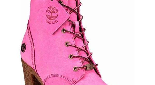 Women Shoes$29 on | Timberlands women, Pink high heel shoes, Dress .