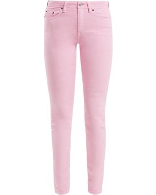 Amazing Deals on Acne Studios - Climb Mid-rise Skinny-leg Jeans .