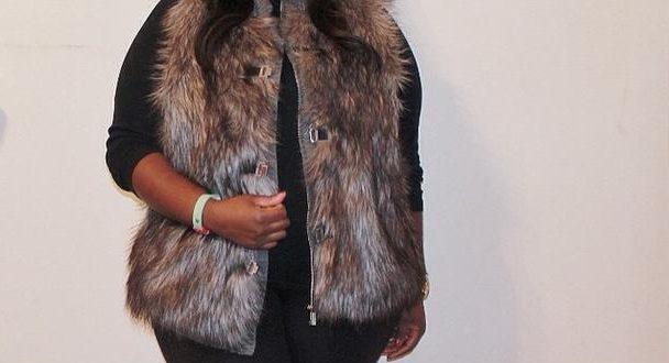 6 Plus Size Faux Fur Vests Under $100, Plus How To Wear Them .