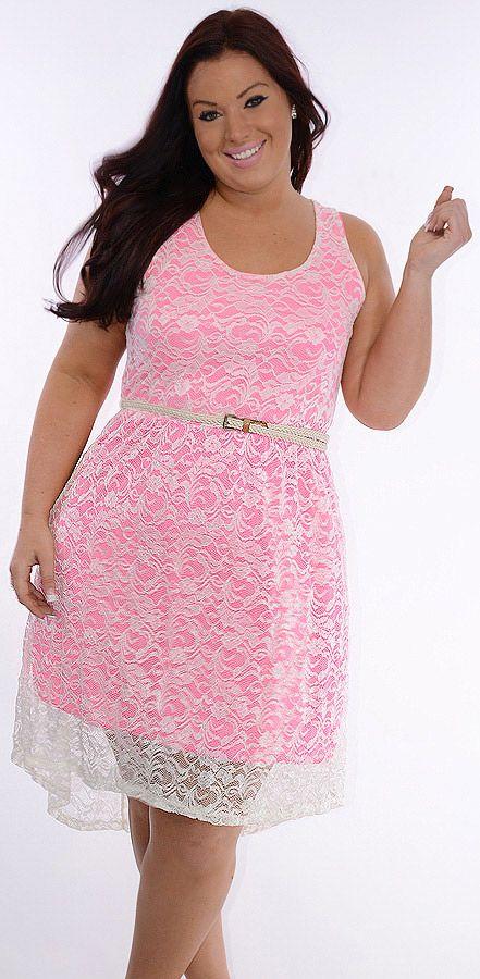 Plus Size Junior Dresses | Plus Size A
