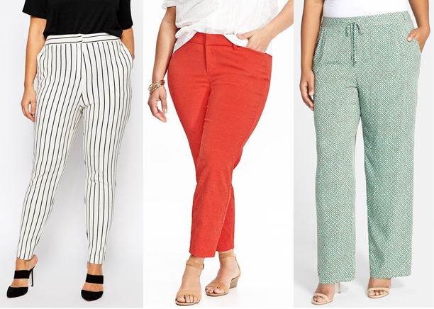 10 Printed & Colored Pants You Can Actually Wear To Wo