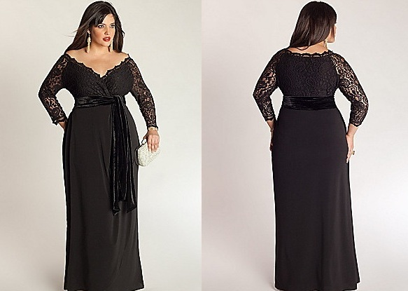 Plus Size Special Occasion Dresses to Elegant Look   www .