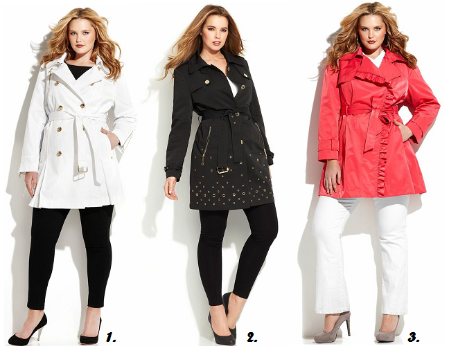 plus-size-trench-coats-curvy-women-spring - Shapely Chic Sheri .
