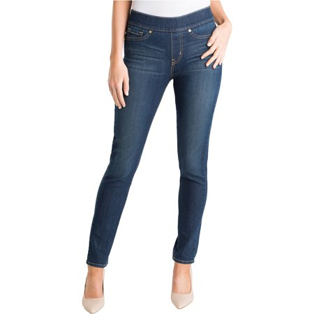 Signature by Levi Strauss & Co. - Women's Totally Shaping Pull On .
