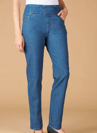 Pull-On Jeans | AmeriMa
