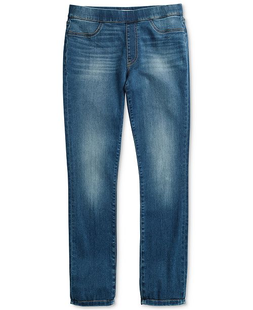 Tommy Hilfiger Women's Pull-on Jeans with Elastic Waist & Reviews .