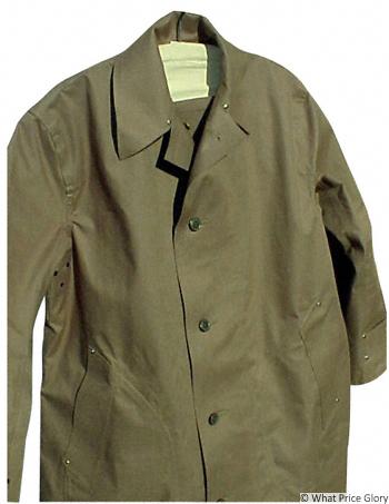 What Price Glory - US M1938 Dismounted Raincoat (2018 Ru