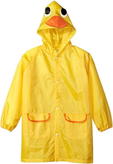 Amazon.com: Children's Raincoat Duck,Ages 3-10: Ba