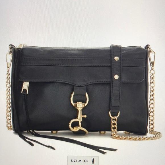 Rebecca Minkoff Bags | Black Purse | Poshma