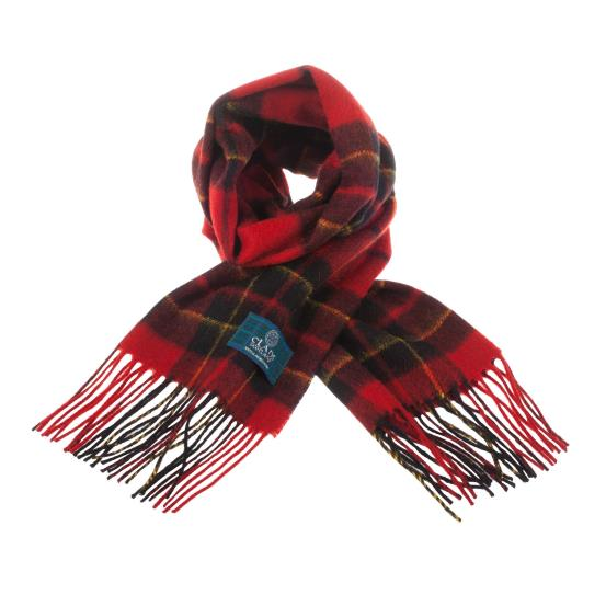Lambswool Scottish Tartan Clan Sca