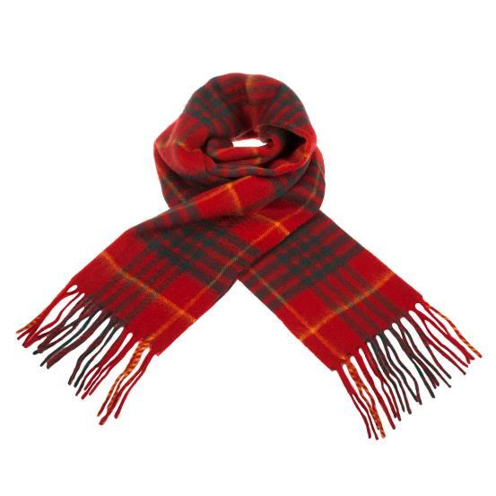 Cashmere Scottish Tartan Clan Sca