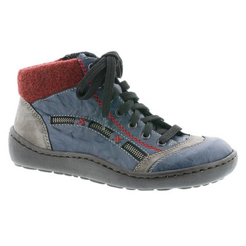 Rieker Rieker Lace-Up Walking Shoes | Ankle Boo
