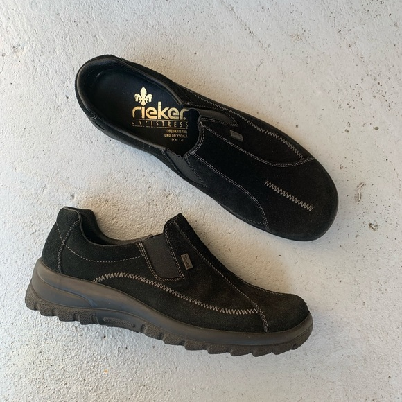 Rieker Shoes | Womens Casual L7160 Eike 60 Black | Poshma