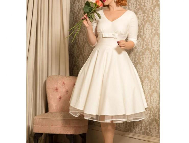 rockabilly wedding dress Archives - Badass Bri