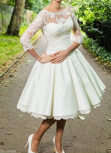 Rockabilly Wedding Dresses   Pinup Wedding Dresses   Dolly Gown .